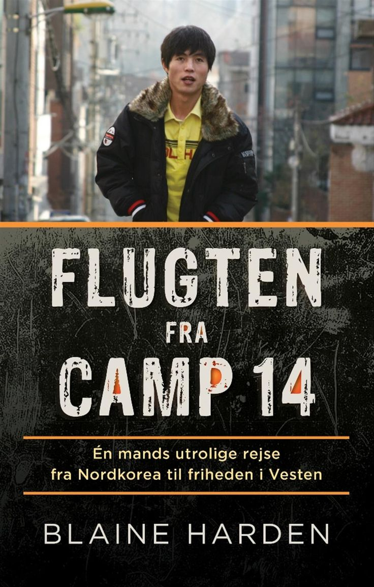 Flugten fra Camp 14 | Arnold Busck