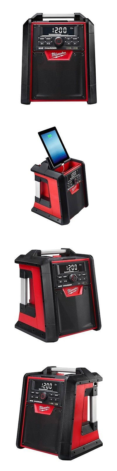 Other Hand Tools 303: 2792-20 Milwaukee M18™ Jobsite Radio Charger Just Out On The Market -> BUY IT NOW ONLY: $205.75 on eBay!