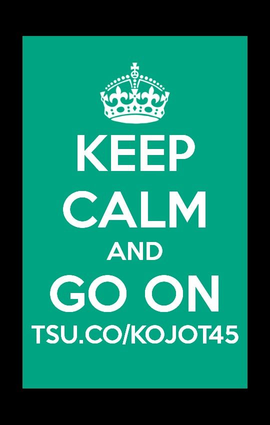 New social media. Go on TSU. www.tsu.co/kojot45
