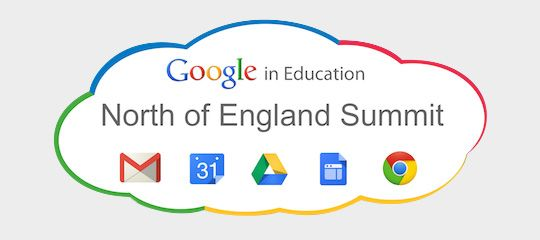 Platinum Sponsors at the Google in Education - North of England Summit