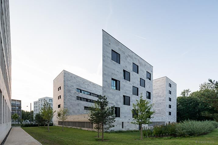 Max-Planck-Institut für europäische Rechtsgeschichte » Marcus Ebener - Architekturfotografie