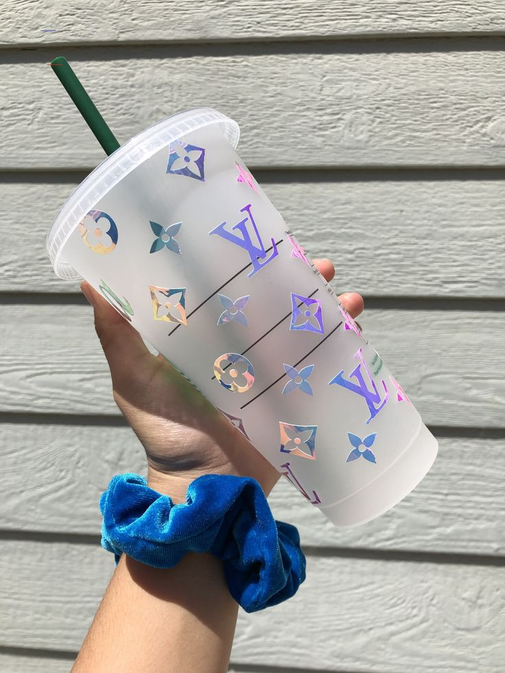 Vinyl Decals for Starbucks Cups Karley Hall in 2020