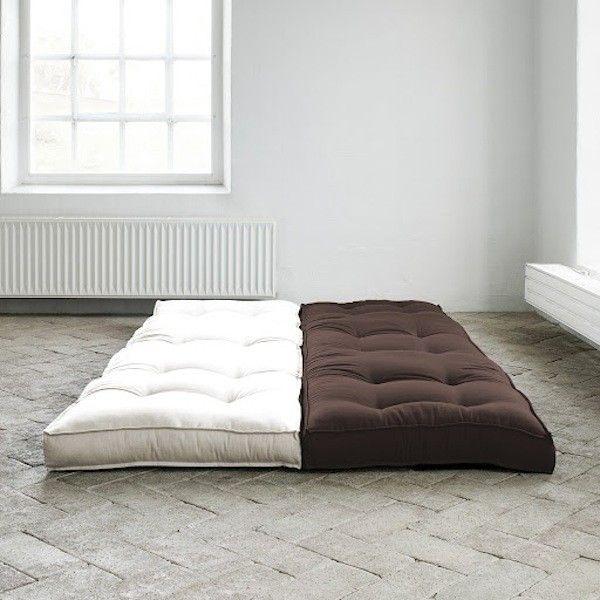 fauteuil dice karup futon naturel chocolat 2 33 best textiles images on pinterest   chairs futons and cubes