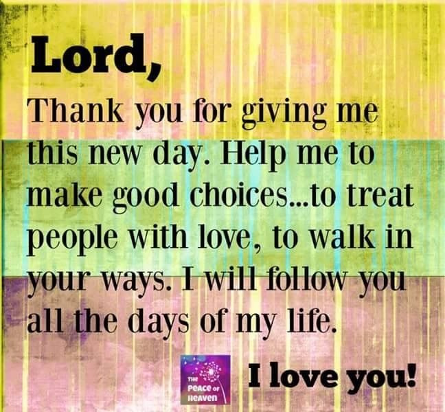 Thank you Lord! Amen!