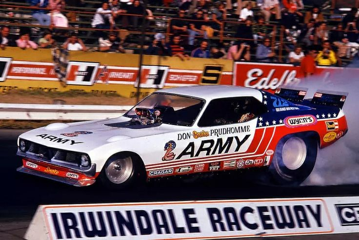 """""""Army"""" The Snake Don Prudhomme"""