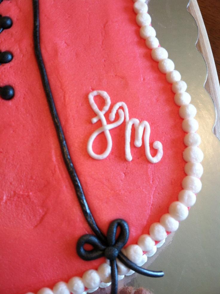 Licorice Cake Icing