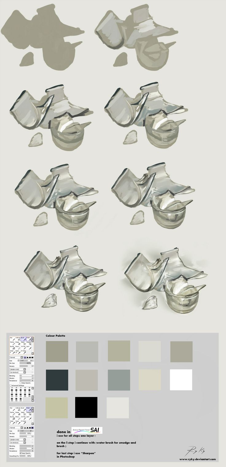 Concept Character Design Tutorials : Best images about fx design crystals gems on