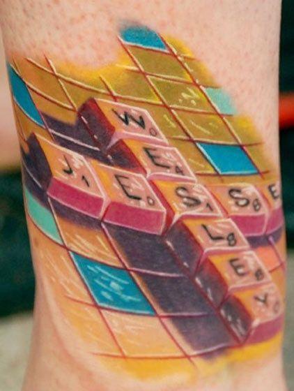 Tattoo Artist  Philip Garcia  3d tattoo tattoo artist: Philip Garcia   tattoos picture tattoo artist 3