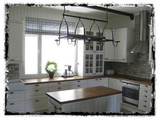 K Kitchens Ludlow ... köök on Pinterest   Skimming stone, Spice racks and Narrow kitchen