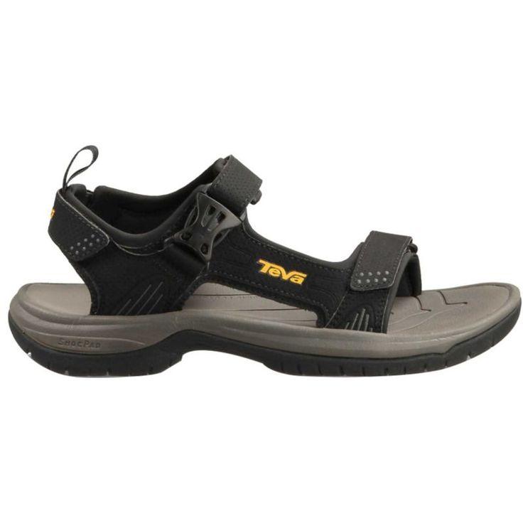 Teva Men's Holliway Sandals, Size: 9, Black