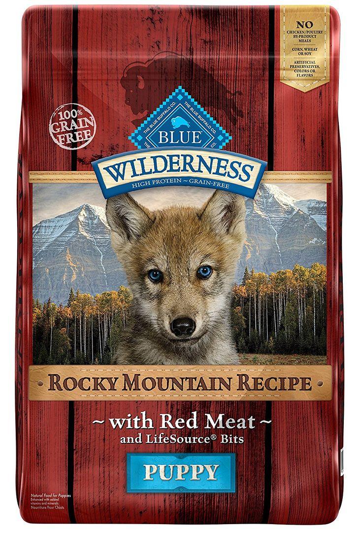 Blue wilderness rocky mountain recipe high protein grain