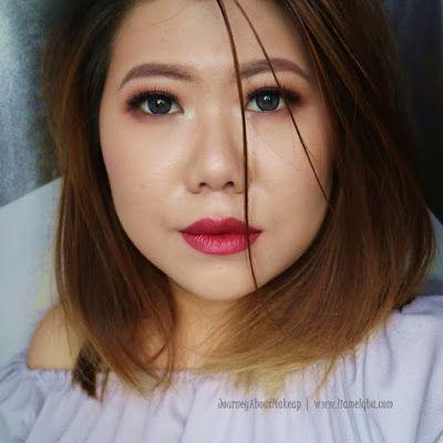 Zoya Cosmetics Metallic Lip Paint - Elizabeth  #zoyacosmetics #metalliclipstick #metalliclipcream #Elizabeth