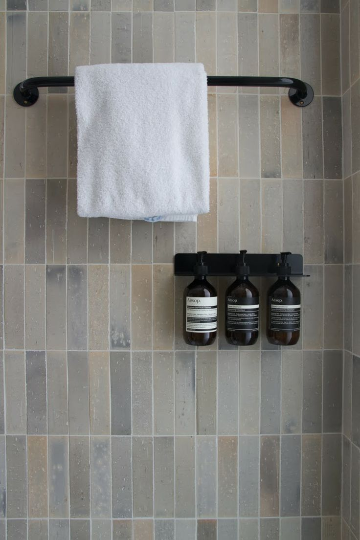 Details of the bathroom, shot by Stephanie Duval.