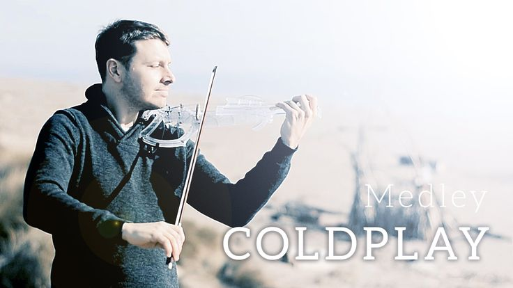 Coldplay Violin Cover | Paradise / Viva la vida / Princess of China