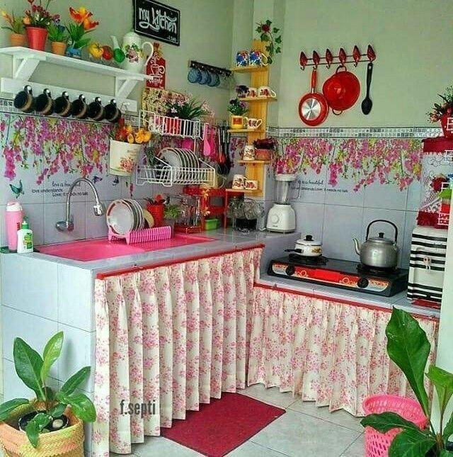 ديكور مطبخ بسيط ديكورات بسيطة و انيقة للمطابخ ترتيب المطبخ In 2020 India Home Decor Kitchen Decor Collections Pinterest Room Decor