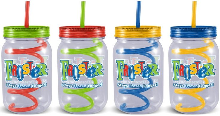 Save $1 On Refillable Froster Bottles – Canadian Savings Group