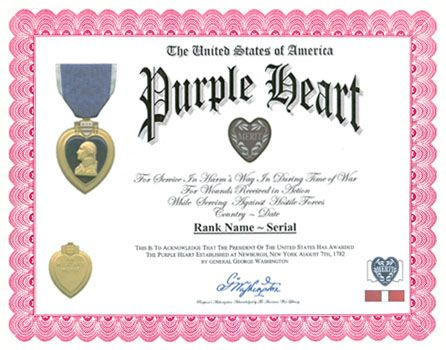 List of Purple Heart Recipients.  www.americanwarlibrary.com- Posted 8-13-14 by a.b.♡