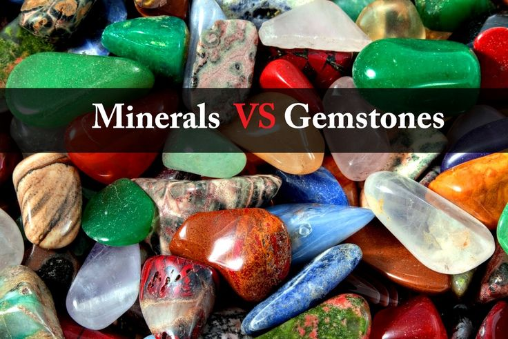Both minerals and gemstones have their own science. The science of minerals is called mineralogy and gemology is a branch of mineralogy.   ...