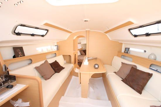Interior Beneteau First 20