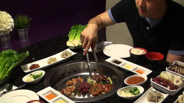 Amazing How to Eat Korean BBQ!! (Gangnam style BBQ restaurant London ON) Check more at http://dougleschan.com/the-recruitment-guru/korean-restaurant/how-to-eat-korean-bbq-gangnam-style-bbq-restaurant-london-on/