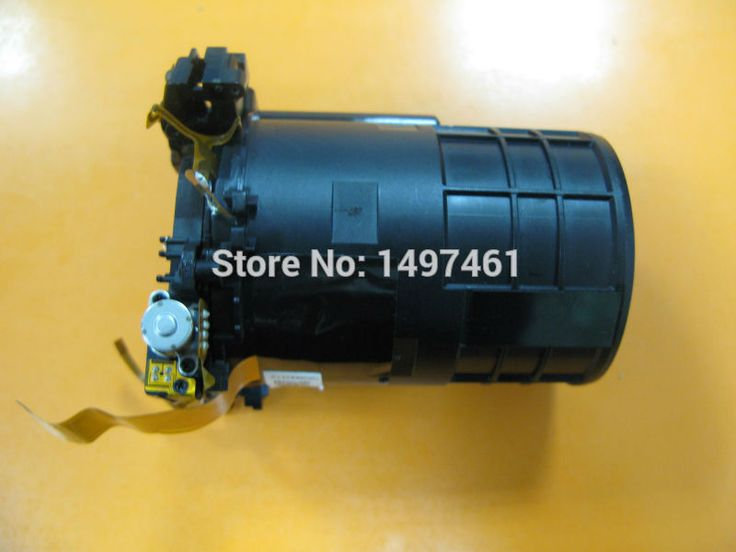 Optical zoom lens with CCD Repair Part For Nikon Coolpix P500 Digital camera