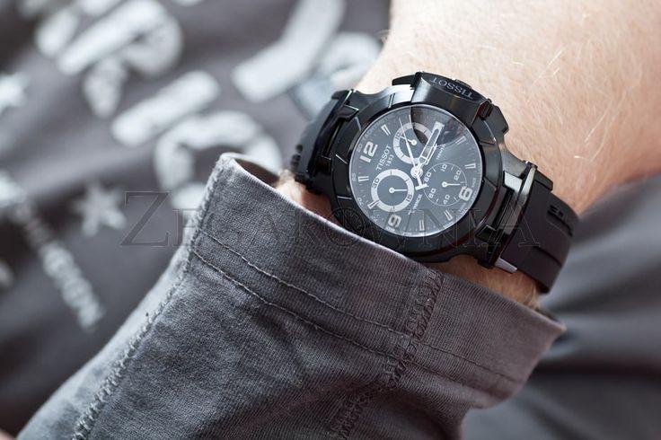 Lujo y estilo en un mismo lugar ! reloj tissot t race black para entrega inmediata, precios y mas info por whatsapp 3002199571.