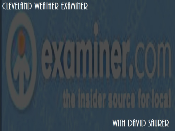 Slideshow presentation of the Cleveland Weather Examiner Forecast for Saturday, June 16th, 2012.