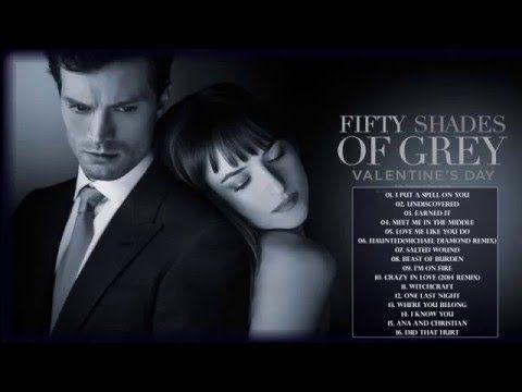 Fifty Shades Of Grey OST    Full Album   Amazing Soundtrack   YouTube
