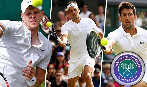 Wimbledon 2017 LIVE day four updates: Latest scores results as Federer and Djokovic play