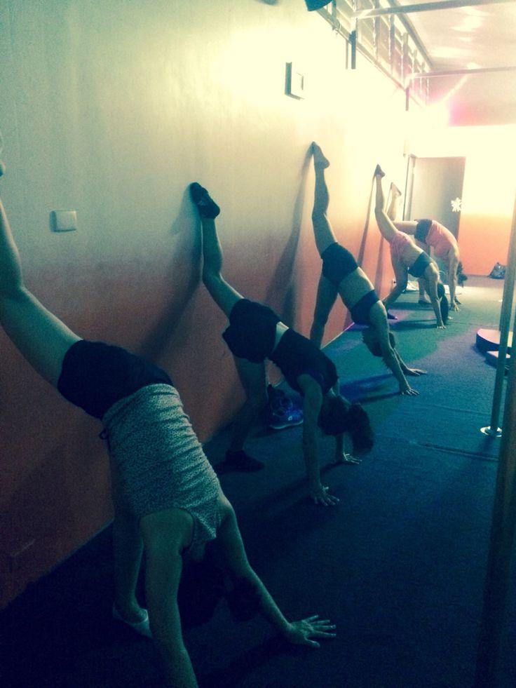 Stretch to split
