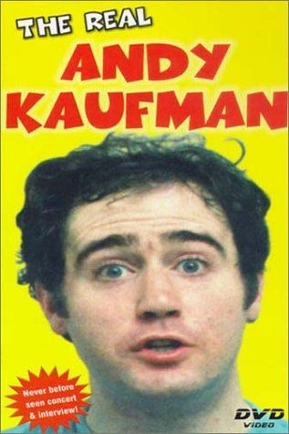 The Real Andy Kaufman. By Andy Kaufman. This 85 minute documentary contains rare, live footage from a performance in the Catskills, New York 1979. Running time: 56 minutes. Format: Multiple Formats, NTSC, Color. Release date: 2001-11-06. Witness Andy in all of his classic bits including Elvis, the Foreign Man, Mighty Mouse, wrestling women, ?My Way, Oklahoma,? and bongos, bongos, bo.