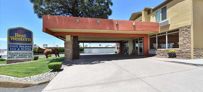 Located near Route 66, this Flagstaff hotel is close to some of Arizona's top attractions.