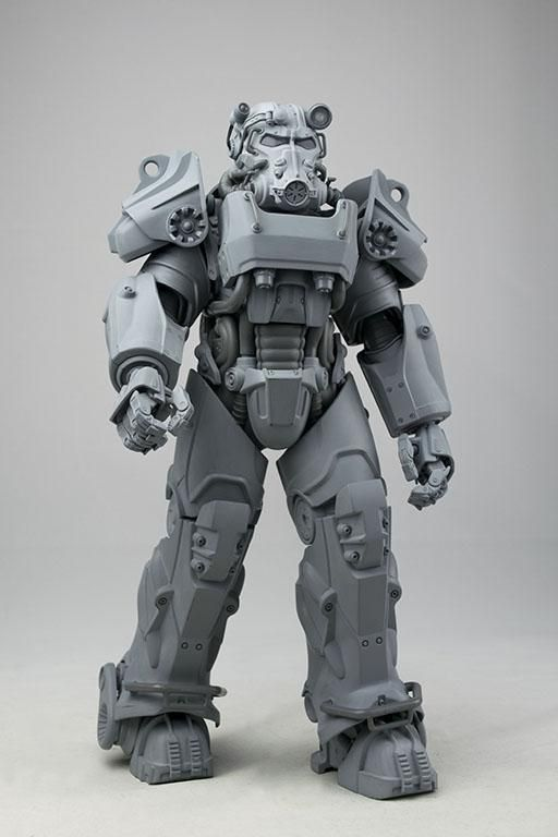 ThreeZero Fallout 4 Power Armor Preview 3