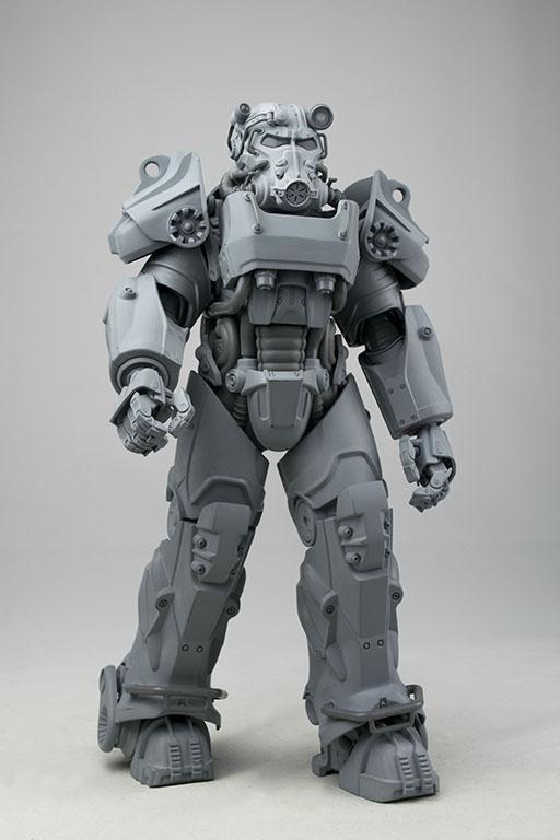 ThreeZero Fallout 4 Power Armor Preview 3