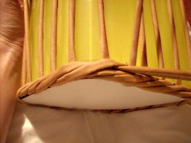 Moje pletení z papíru - Fotoalbum - NÁVOD - NA VÍKA,DNA - NÁVOD - NA SCHOVÁNÍ DNA - POSLEDNÍ FÁZE -SCHOVÁNÍ DNA