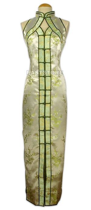 This Chic Chinese Pattern Brocade Dress should be yours! Unique design, attractive appearance and...