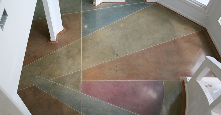 Polished Concrete Floor - Artistic Surfaces Inc in Indianapolis, IN