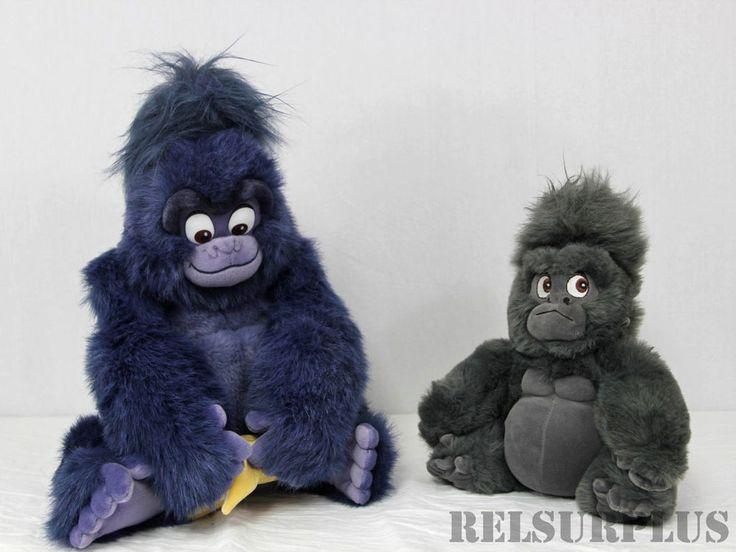 I have the smaller one random pinterest disney set of and tarzan gorilla - Tarzan gorille ...