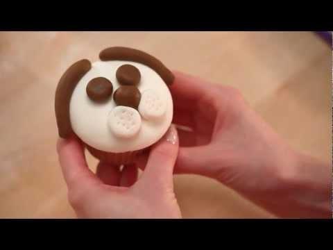Fondant Cupcakes - Bulk Barn Recipe