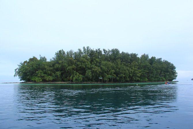 Isle East Indies or Kaliage Kecil
