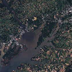 Susquehanna River - Wikipedia, the free encyclopedia