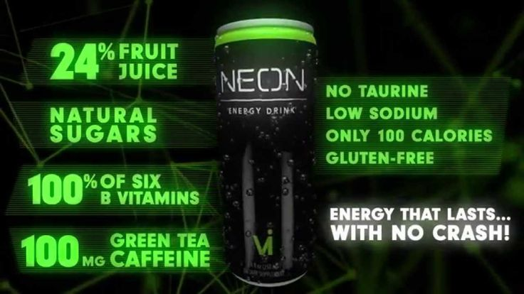 Natural Energy Drinks Vineon Energy drinks full of natural ingridents like natural sugar,green tea, all type of vitamins. This all make the vineon best. And also easily get from online or store.  http://www.vineonenergydrink.com/neon-energy-drink-ingredients/