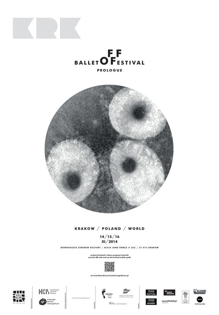 BalletOFFFestival #krakow #poland #festival #dance #residency