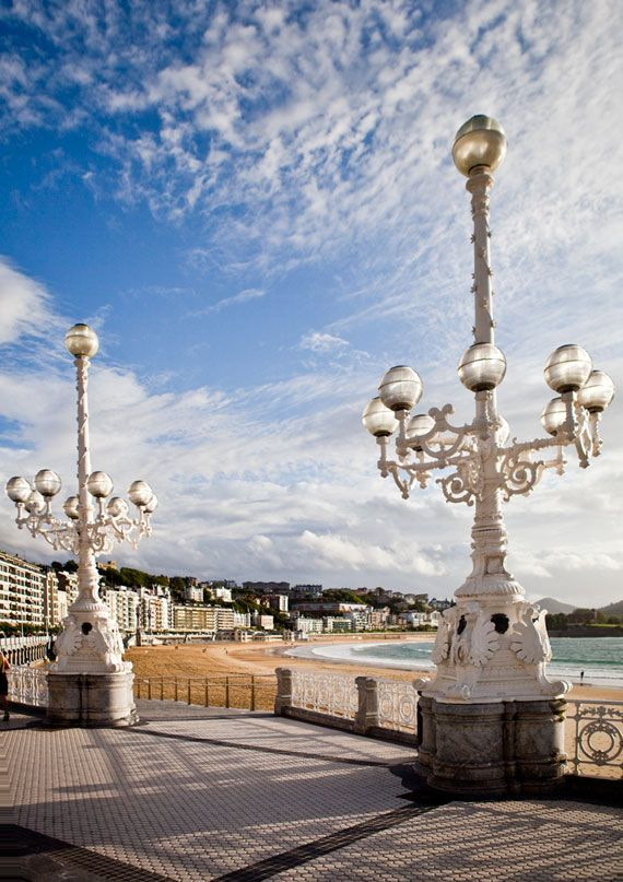 Wonderful San Sebastian,  España http://www.travelandtransitions.com/european-travel/