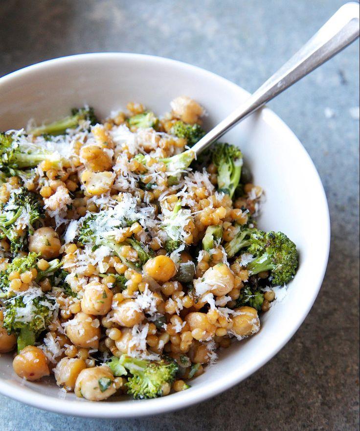 egds couscous broccoli