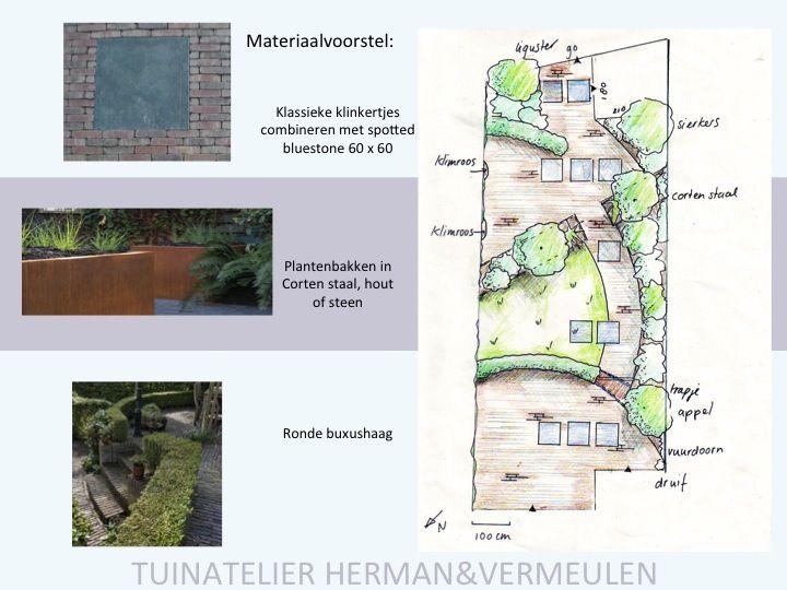 Tuinontwerp voor ieder budget | Tuinatelier Herman & Vermeulen Rotterdam
