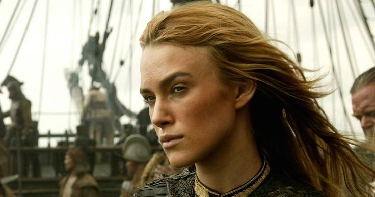I got Elizabeth Swann! Which Pirates of the Caribbean Character Are You? | Oh My Disney