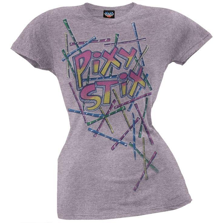 Pixie Stix - Logo Juniors T-Shirt