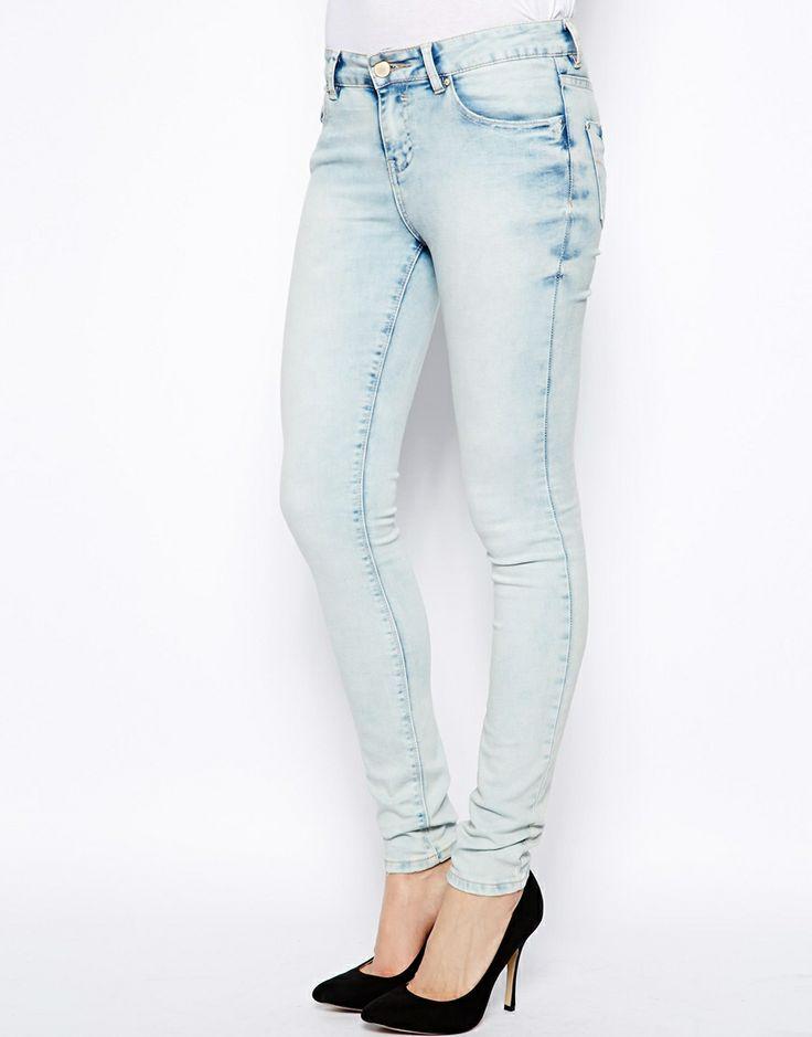 Asos super skinny jeans new look