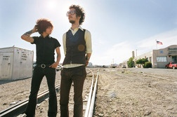 The Mars Volta is an American rock group formed in 2001 by guitarist Omar A. Rodriguez-Lopez and vocalist Cedric Bixler Zavala. They incorporate various influences including post-hardcore, jazz fusion, psychedelia, funk and latin/salsa into their sound.